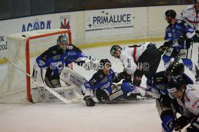 Alps League: Hockey Milano Rossoblù, prima vittoria