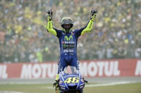 Assen 2017, le immagini del trionfo di Valentino Rossi by Nikon Gallery