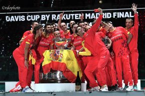 Coppa Davis 2019. Le immagini del trionfo della Spagna by Roberto Dell'Olivo