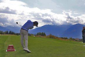 Golf, gli italiani in gara a Crans Montana 2018 by Claudio Scaccini