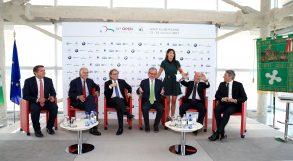 Le immagini della presentazione degli Open d'Italia di Golf 2017
