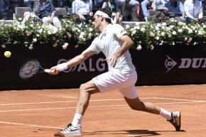 IBI19, GALLERY – Roger Federer, il miracolo del talento. Le foto di Claudio Pasquazi