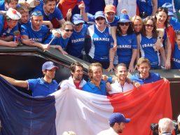 Francia in trionfo a Genova. Le immagini della terza giornata