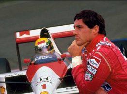 """""""Senna era talmente straordinario che l'hanno amato anche i tifosi Ferrari"""""""