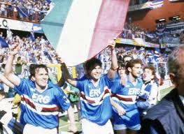 19 maggio 1991: lo storico scudetto della Sampdoria