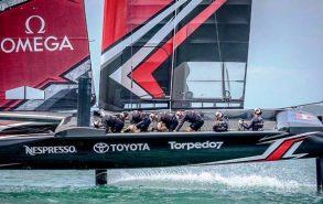 Coppa America, i neozelandesi volano 3-1: ogni volta che manovrano, guadagnano su Oracle
