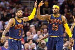 Brutta cosa l'invidia: Irving vuol lasciare LeBron!
