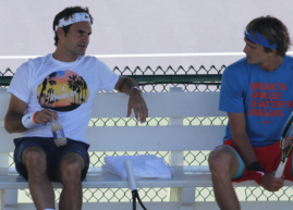 Zverev-Federer, di potenza o di tocco, a 20 come a 36 anni, il tennis vince comunque!