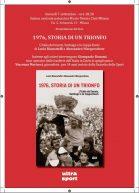 Al Tc Milano la presentazione del libro sulla vittoria della Coppa Davis del 1976 di Biancatelli e Nizegorodcew