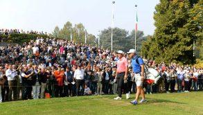 Chi ha detto che il golf in Italia non è popolare? L'Open a Monza è invaso da 25mila persone in due giorni: da … Ryder Cup!