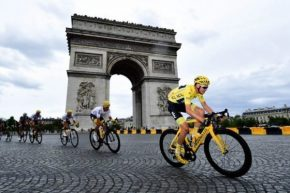 """Anche Froome è rimasto """"frullato""""! Ma si può fare sport senza doping? Basterebbe andare – tutti – un po' più piano…"""