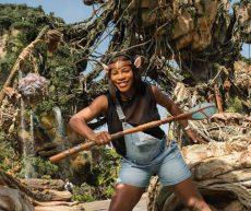 Serena si allena a Disney alle prossime sfide nella giungla del tennis!