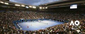 19 gennaio 2008, a Melbourne tennis fino all'alba