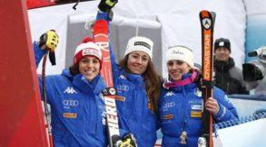Che strana tripletta da sogni olimpici: sul ghiaccio, nel nome di Klammer!