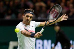 La pallina gialla dà e prende. Chi ha preso di più, Federer, dà a Del Potro e Kokkinakis. E anche a Rafa…