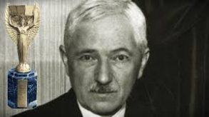 1 marzo 1921, Jules Rimet presidente Fifa