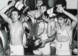 24 Marzo 1983, Cantù piega Milano in finale di Coppa Campioni