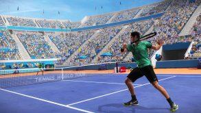 Il tennis è un videogame: da Federer a Fognini i campioni sembrano reali, la telecronaca è proprio di Bertolucci