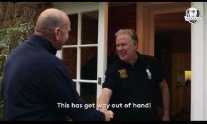 Metti che un giorno il capitano di Ryder Cup bussi alla tua porta…