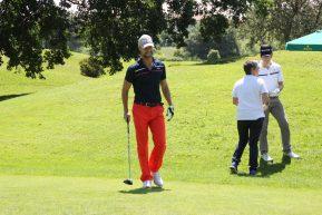 Golf, la Rolex Cup fa tappa al Marco Simone ed è vinta da Quentin, Bassi e Agrimi (foto)