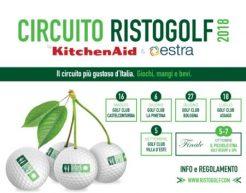 Riecco Ristogolf: cinque tappe più il gran finale sfidando buche e super chef…