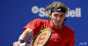 Tennis, Stefanos: il guerriero greco