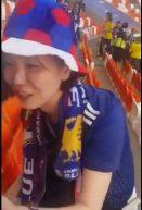 Ai Mondiali delle donne appare finalmente anche la nostra mamma… Grazie Giappone!