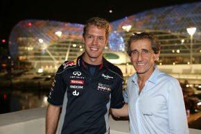 Vettel-Prost, una sfida affascinante: il campione delle qualifiche e quello dei miracoli…