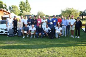 Gran successo al Terre dei Consoli Golf Club per la tappa del Mercedes Trophy 2018