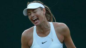 Sharapova ko a Wimbledon, il mito vacilla