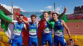 Atletica, l'Italia scopre quattro ragazzi d'oro, figli… della passione