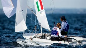 Vela, Classi olimpiche azzurre protagoniste: Ferrari-Calabrò e Tita-Banti volano verso Tokio 2020