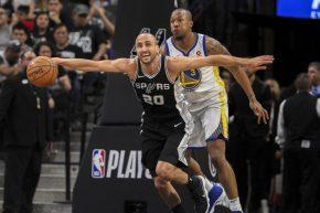 """Il """"nostro"""" Manu saluta, coi suoi miracoli old basketball. Grazie, ma è un giorno triste…"""