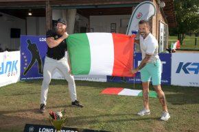 Il tedesco Martin Borgmeier vince la prima tappa italiana del Long drivers european tour (LDET), al Terre dei Consoli Golf Club