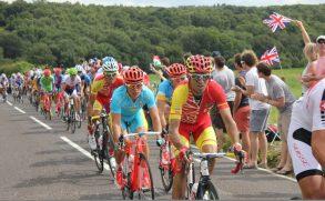 Alejandro Valverde vince i Mondiali di ciclismo su strada