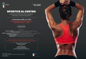 Mercoledì 12 la presentazione dell'ebook Donne di Sport