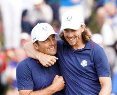 Molinari-Fleetwood: leggendari nella storia della Ryder Cup