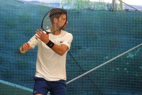 """Djokovic: l'assalto al n.1 parte da Bordighera """"Nole"""" mostra il centro a 20 milioni di fan"""
