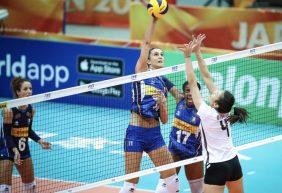 Immense le azzurre del Volley,anche la Thailandia sconfitta ai Mondiali di Osaka