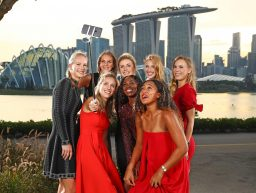 Wta Finals Singapore: i gironi