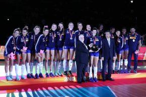 Volley,oro mancato: Italia sconfitta a un passo dal sogno