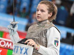 Buenos Aires 2018: Martina Favaretto sul podio nel fioretto
