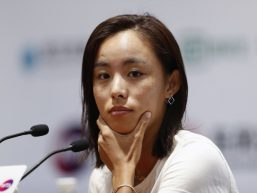 Tennis, Qiang: la muraglia cinese