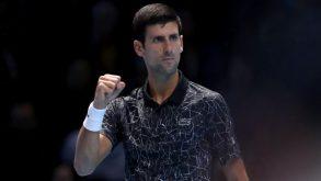 Atp Finals, Djokovic in finale con Zverev