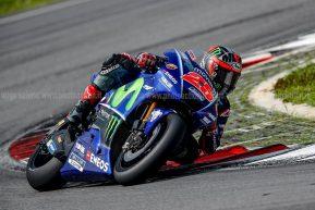 Moto GP Malesia: rovinosa caduta di Rossi, vince Marquez