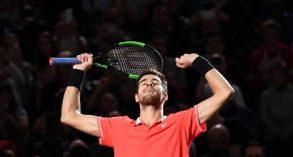 Parigi Bercy, vince Khachanov, battuto Djokovic