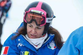 Elena Fanchini, un anno complicato.