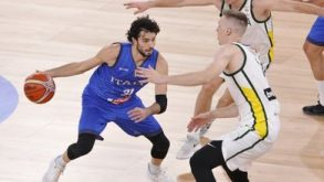 Basket, l' Italia è ad un passo dal Mondiale