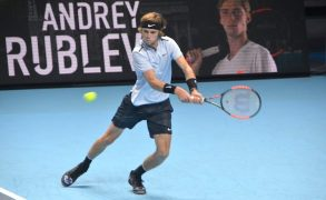 Rublev in bianco e nero: Safin, Metallica, Tyson e …Curry !