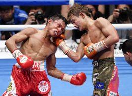 Tornano i due giapponesi sempre sul ring alla fine dell'anno